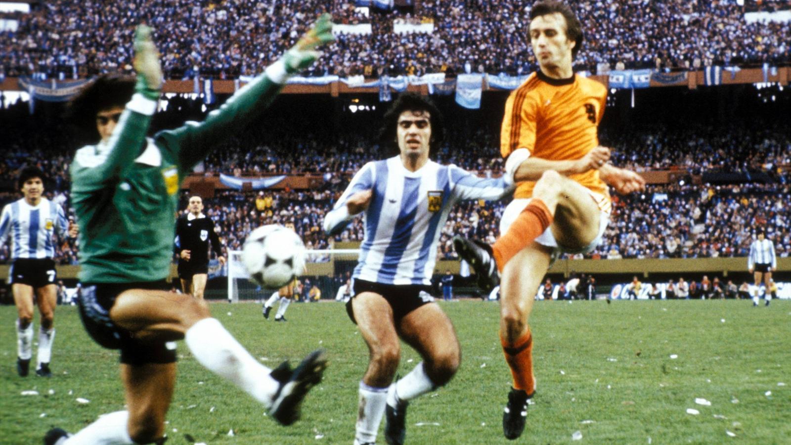 Allemagne bresil jokeball - Finale coupe du monde 1978 ...